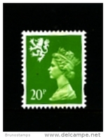 GREAT BRITAIN - 1997  SCOTLAND  20  P.  MINT NH   SG  S83 - Regionali