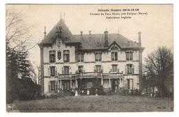 55 MEUSE - REVIGNY Environs, Château Du Faux Miroir, Ambulance Anglaise Pendant La Grande Guerre - Revigny Sur Ornain