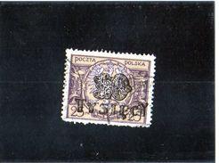 B - 1923 Polonia - Inflazione - Soprastampato - 1919-1939 Republic