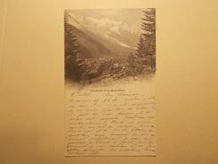 Carte Postale - Chamonix Et Le Mont Blanc (1607) - Chamonix-Mont-Blanc