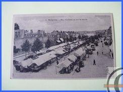 PERIGORD 24 DORDOGNE BERGERAC PLACE GAMBETTA JOUR DE MARCHE Edition Tassaint Forain* - Bergerac