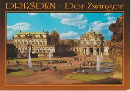 (DE1189) DRESDEN. DER ZWINGER - Dresden