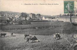 CHAVILLE - Prairies Du Haras De Gaillon - Chaville