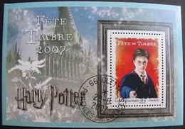 LOT R1537/39 - 2007 - HARRY POTTER - BLOC N°106 - Sheetlets