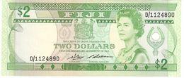 FIJI 2 DOLLARS 1983 PICK 82a AU/UNC - Fidji