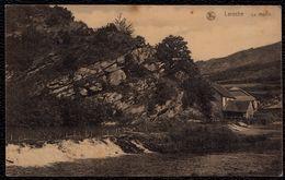 LAROCHE - LA ROCHE --- LE MOULIN -- édition Nels Rare Pour Balsam Apéritif - La-Roche-en-Ardenne