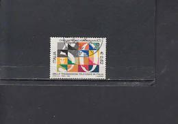 ITALIA  2004  - Sassone  2736° -  Televisione - 6. 1946-.. Republic
