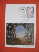 Carte-Maximum   Avec Autographe    N° 2315  Métiers D'Art   1984 - Cartes-Maximum