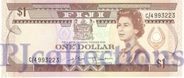 FIJI 1 DOLLAR 1980 PICK 76a AU/UNC - Fidji