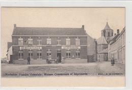 Machelen  Zulte   Maison Communale Et Imprimerie - Zulte