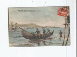 RADE DE LA GRANDE COMORE (ILES COMORES) D'APRES LE PEINTRE DE MARINE DUMONT DUPARC - Comores
