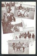 +++ CPA - Afrique - Chez Les Coupeurs De Têtes De La NOUVELLE GUINEE NEERLANDAISE - Missionnaires Borgerhout Anvers   // - Guinée