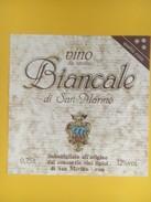 4825 - Biancale Di San Marino - Etiquettes