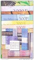 Algemeen - 100-200-500-1000-2000-10000 Belgische Franken In Het Vlaams/Nederlands - Brochure (7) - Non Classificati
