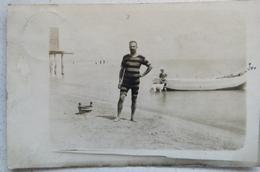 GROTTAMMARE (ASCOLI) - IVO IN COSTUME DA BAGNO 1908 - 109 ANNI!!! - Ascoli Piceno