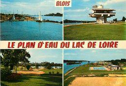 PIE 17-Des.V-5422  : VINEUIL LE LAC DE LOIRE BLOIS - France