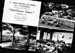 ILE D'OLERON / HOTEL PENSION DEPOIX / A 46 - Ile D'Oléron