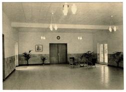 Lycée Mater Dei - 70 Avenue De L'Aviation - Bruxelles 15 - Hall D'entrée - 2 Scans - Woluwe-St-Pierre - St-Pieters-Woluwe