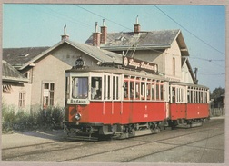 Wiener Stadtwerke-Verkehrsbetriebe Oldtimer - Triebwagen Typ K + Beiwagen Type K5 - Linie 360, Perchtoldsdorf - Tramways