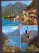 Austria Hallstatt < Malerisches Salzkammergut > Special Seal - Hallstatt