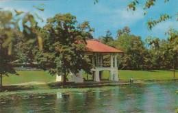 New York Rochester Pavilion At Seneca Park