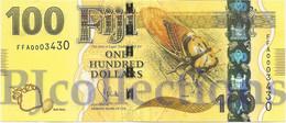 FIJI 100 DOLLARS 2012 PICK 119 UNC - Fidji