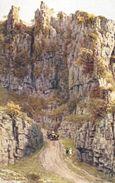 A.R. Quinton  -  Castle Rock Above Cheddar Gorge In Somerset    -    3045 - Quinton, AR