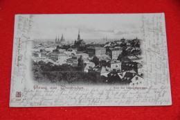 Hessen Wiesbaden Gruss 1899 - Wiesbaden