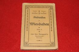 Hessen Wiesbaden Souvenir  Folge II -  14 Postcards - Wiesbaden