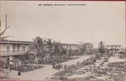SENEGAL Saint Louis - Camp Des Tirailleurs Edit. Fortier Photo - Afrika Afrique Occidentale West Africa - Sénégal