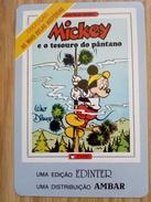 Calendrier De Poche Disney 1986 - Calendarios