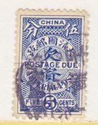 Old China  J 11   (o) - 1912-1949 Republic