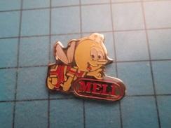 Sp15b Pin's Pins : Rare Et Belle Qualité  ABEILLE MIEL MELI     Marquage Au Dos : - --- - - Animaux