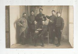 G-I-E , Carte Photo , Militaria , Militaires Du 14 E Régiment , Ed : Guilleminot , écrite - Personen