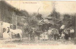 FOUGARON - Chargement Du Charbon - Otros Municipios