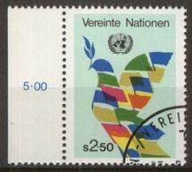UNO WIEN 1980 MI-NR. 8 O Used - Centre International De Vienne