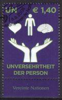 UNO WIEN 2008 Mi-Nr. 544 O Used Aus Abo - Wien - Internationales Zentrum
