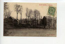 Cpa - Cpsm - Cpm - Saint Saens - L Hospice - Saint Saens