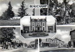 Souvenir De Beauchamp. (Multivues). - Beauchamp
