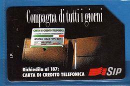 (1Eu) USATA °- COMPAGNA Di TUTTI I GIORNI  - LIRE 10.000 - C&C. 1241A  - TP -  .  Vedi Descrizione - Italy