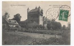 15 CANTAL - SANSAC DE MARMIESSE Château De Veyrières - Autres Communes