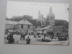 ALLIER MONTLUCON PLACE DE LA POTERIE - Montlucon