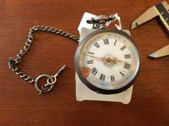 Montre Gousset Argent LB - Watches: Bracket