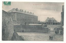 Granville - Entrée De La Cour Des Casernes - Granville