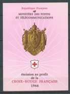 FRANCE 1966 . Carnet Croix Rouge N° 2015 . Neufs ** (MNH) - Carnets