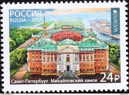 Russia, 2017, Mi. 2420, Sc. 7810, Europa, MNH - 1992-.... Federation