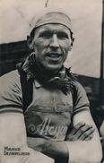FOTOKAART / CARTE PHOTO == MAURICE DESIMPELAERE - Cyclisme
