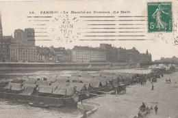 CPA 75  PARIS LE MARCHE AUX POMMES LE MAIL - Märkte