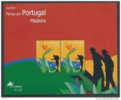 Bloc De Madère N°29 Neuf De 2004 Thème Europa - 2004