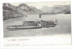 17301 - Schiff Germania Vierwaldstättersee - LU Lucerne